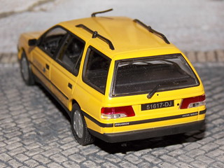 Peugeot 405 GRD - 1987 - Norev