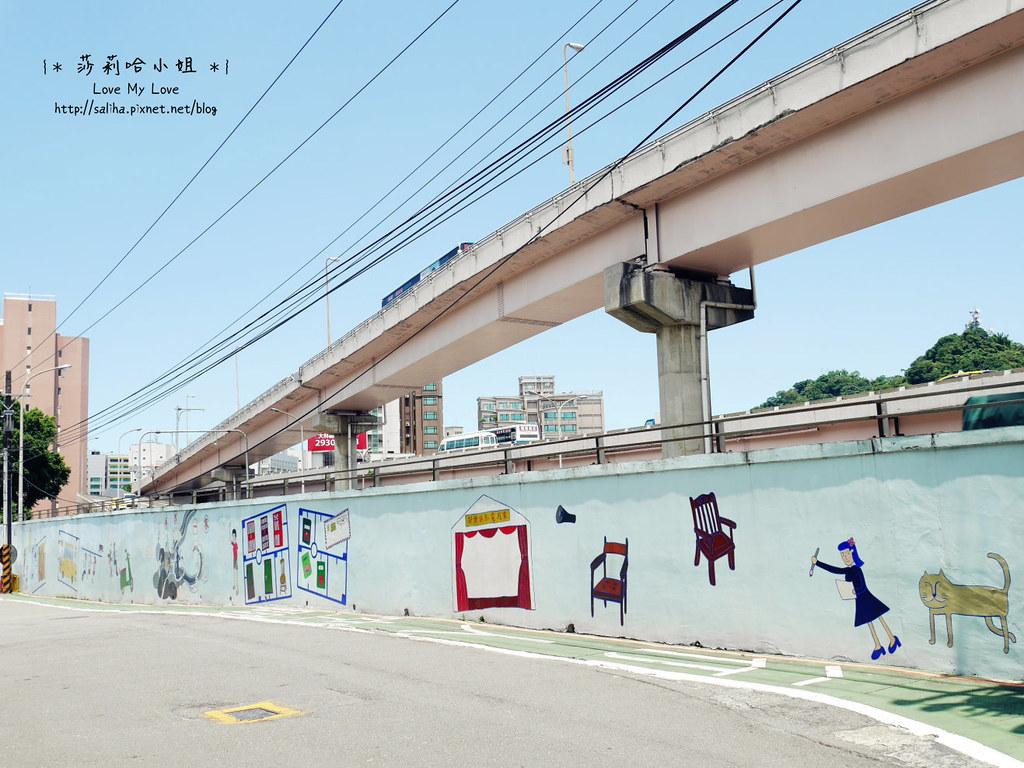 台北好拍一日遊景點推薦公館寶藏巖 (1)