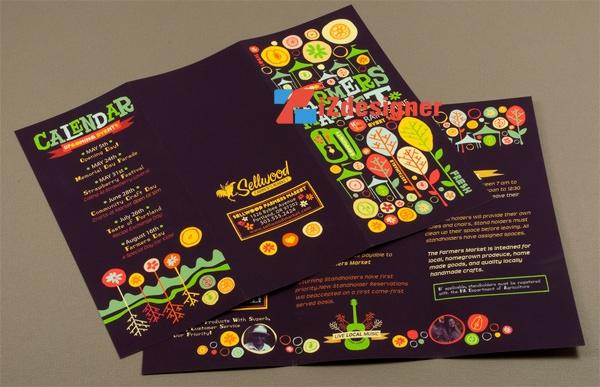 Những điểm cần chú ý khi thiết kế brochure