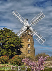 Callington Mill, Oatlands, Tasmania .