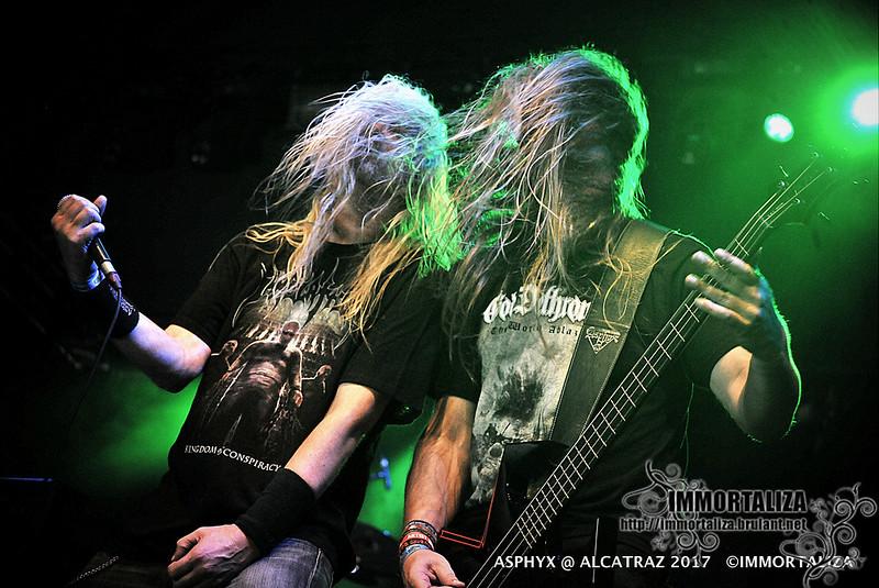 ASPHYX @ Alcatraz Hard Rock & Metal Festival 2017 36502376070_3eeff511ec_c