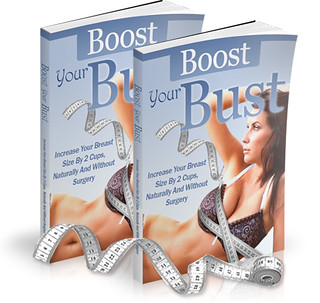 Ebook Offering Advice On Natural Breast Enhancement
