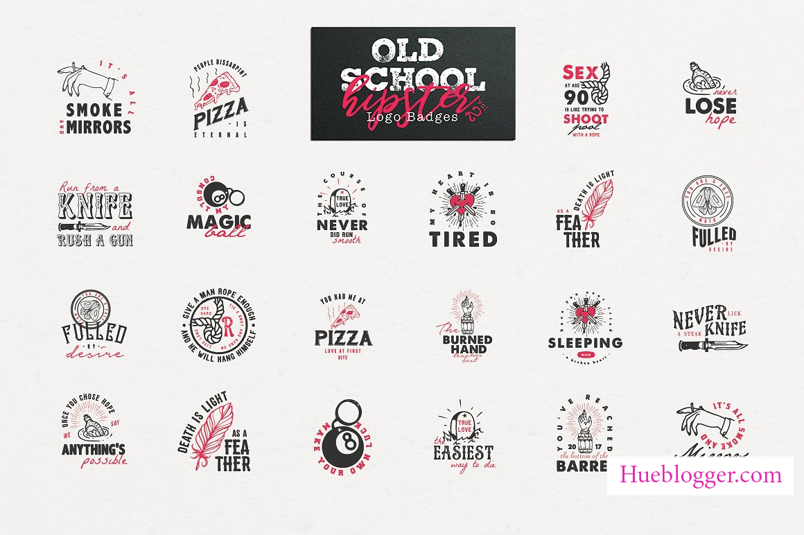 Logo Badges
