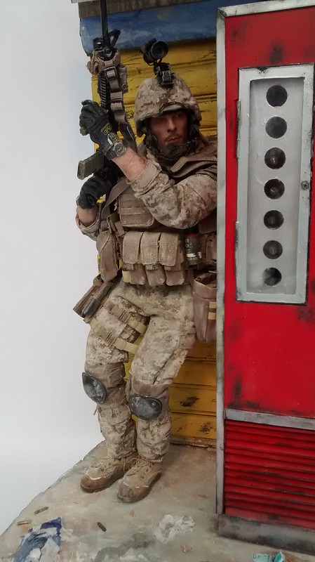 """ Coke save the Marines ""  Kabul - Afghanistan war 2012 36545237700_e33a675682_c"