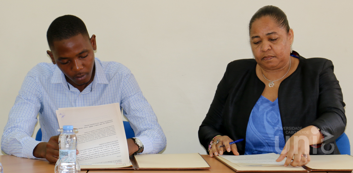 Assinatura de Protocolo com a AIESEC