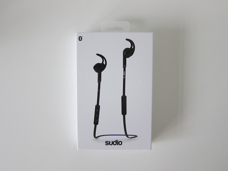 Sudio Tre - Box Front