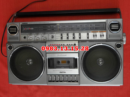 Cassette National AMBIENCE RX-5160