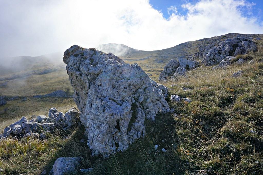Abruzzon kiviä