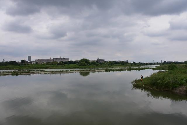 二ヶ領上河原堰