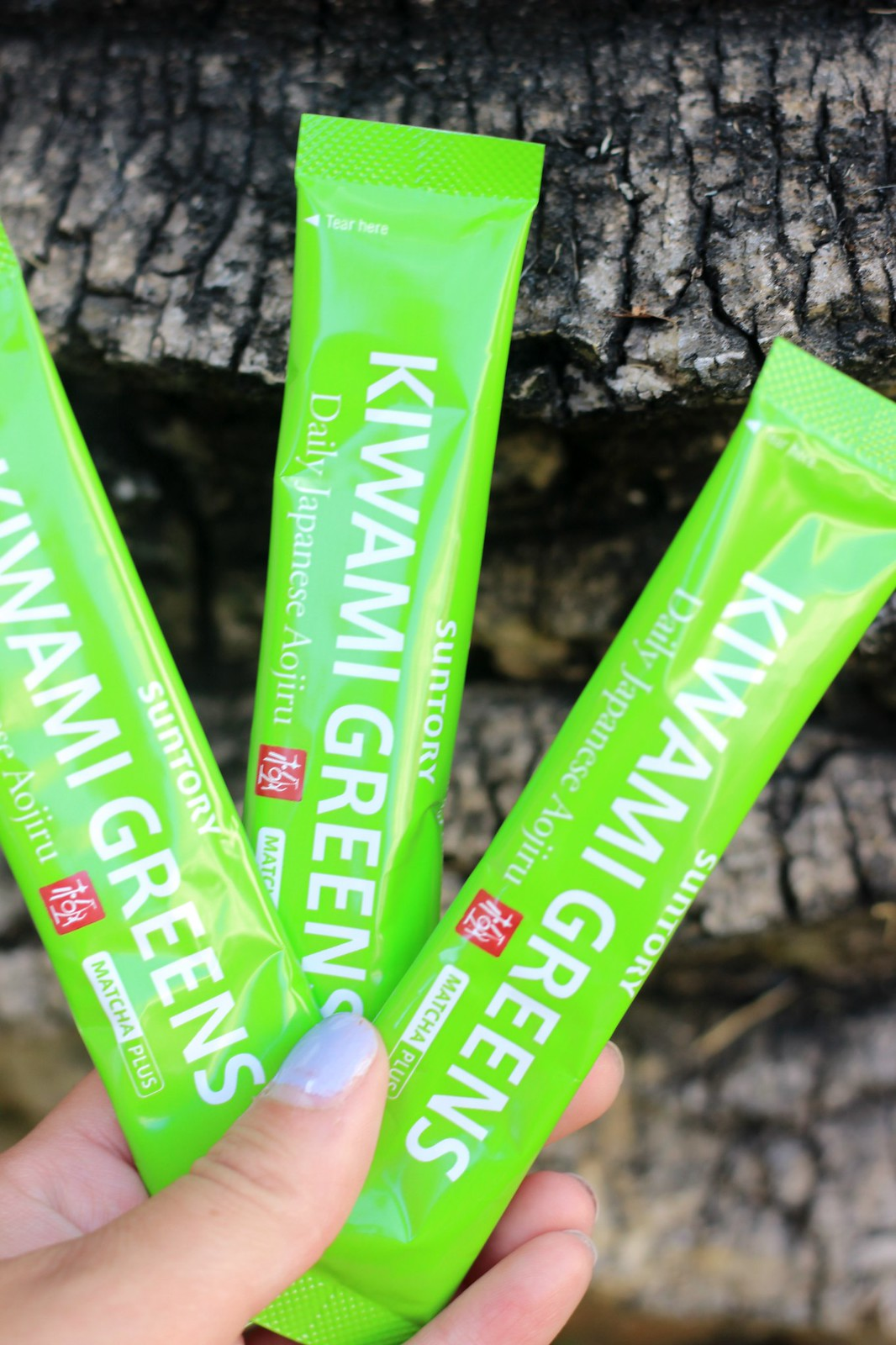 Building Healthy Habits with Kiwami Greens #KiwamiGreens