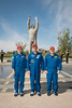 Expedition 53-54 Backup Crew Members