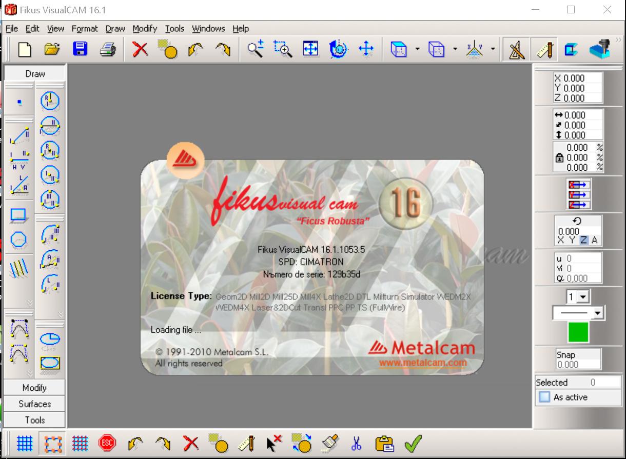 download Fikus Visualcam 16 x86 x64 full license 100% working