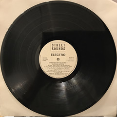 V.A.:STREETSOUNDS ELECTRO 9(RECORD SIDE-A)
