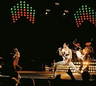 Queen live @ Inglewood - 1982