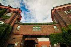 Borden Buildings