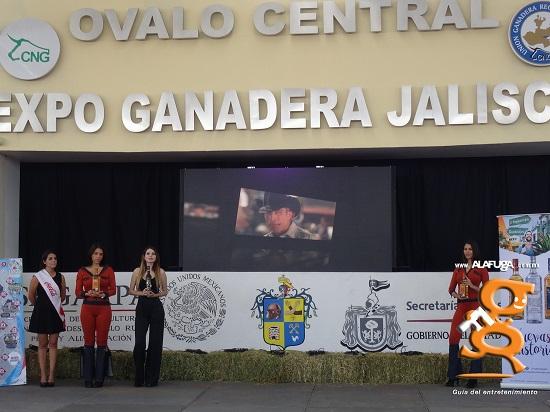 Rueda de Prensa Expo Ganadera, Tlaquepaque, Jalisco, México. (2017-09-13)