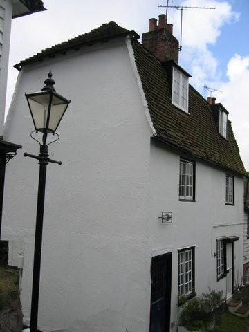 white house in sevenoaks