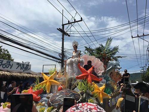 サムイフェスティバル2017 -パレード