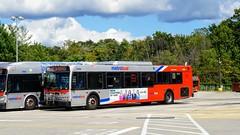 WMATA Metrobus 2006 New Flyer D40LFR #6190