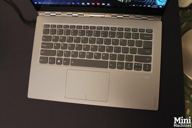 IFA 2017 - Lenovo Yoga 920 - 15