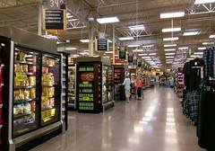 Middle aisle, looking toward produce