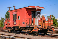 MP 13080 | Caboose | UP Leewood Yard