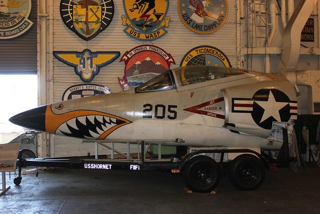 F-11A cockpit 141821