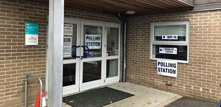 Woking Polling Station