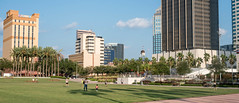 Scenic Curtis Hixon Waterfront Park