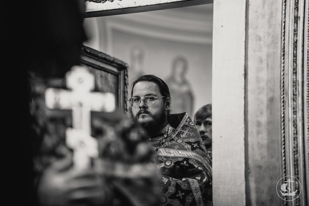 10-11 сентября 2017, День памяти Усекновения главы Иоанна Предтечи / 10-11 September 2017, Worship on the Beheading of John the Baptist