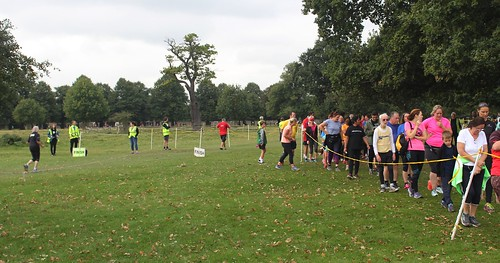 Bushy parkrun #698, 16th September 2017