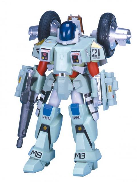 AOSHIMA《太空戰神》「可變型霹靂車」強化倍力裝甲 1/12比例 組裝模型【再次販售】!機甲創世記 モスピーダ 1/12 可変モスピーダ スティック&レイ