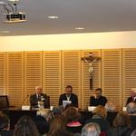 Profesor Jorge Precht presentó su libro Hacia una laicidad compartida. El pensamiento pontificio sobre laicidad y laicismo desde Gregorio XVI al Papa Francisco