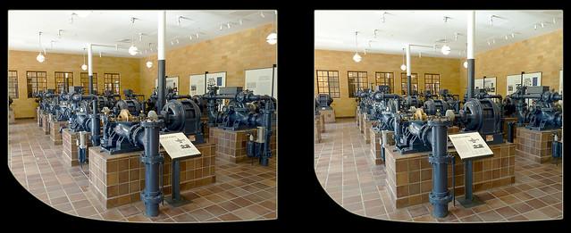 Longwood Gardens Water Pumps 2 - Parallel 3D