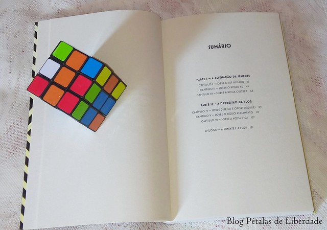livro O fantástico universo do ser humano, Carlos Holthausen (3)