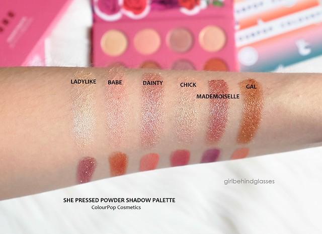 ColourPop Shr Pressed Powder Shadow Palette swatches1