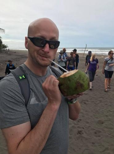 Tortuguero, Costa Rica - Beach view. Costa Rica's Motto, Pura Vida, Comes Through in Its Humble Dish, Gallo Pinto