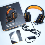 Auriculares KONOR Ultimate Gaming Headset 11