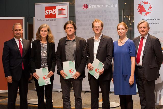 Preisverleihung: Kurt Rothschild Preis für HBS-Renten-Studie