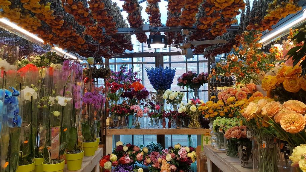 Angolo del Bloemenmarkt