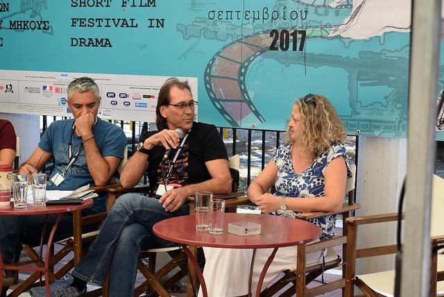 Παρουσίαση Σκηνοθετών, Πέμπτη 21 Σεπτεμβρίου 2017