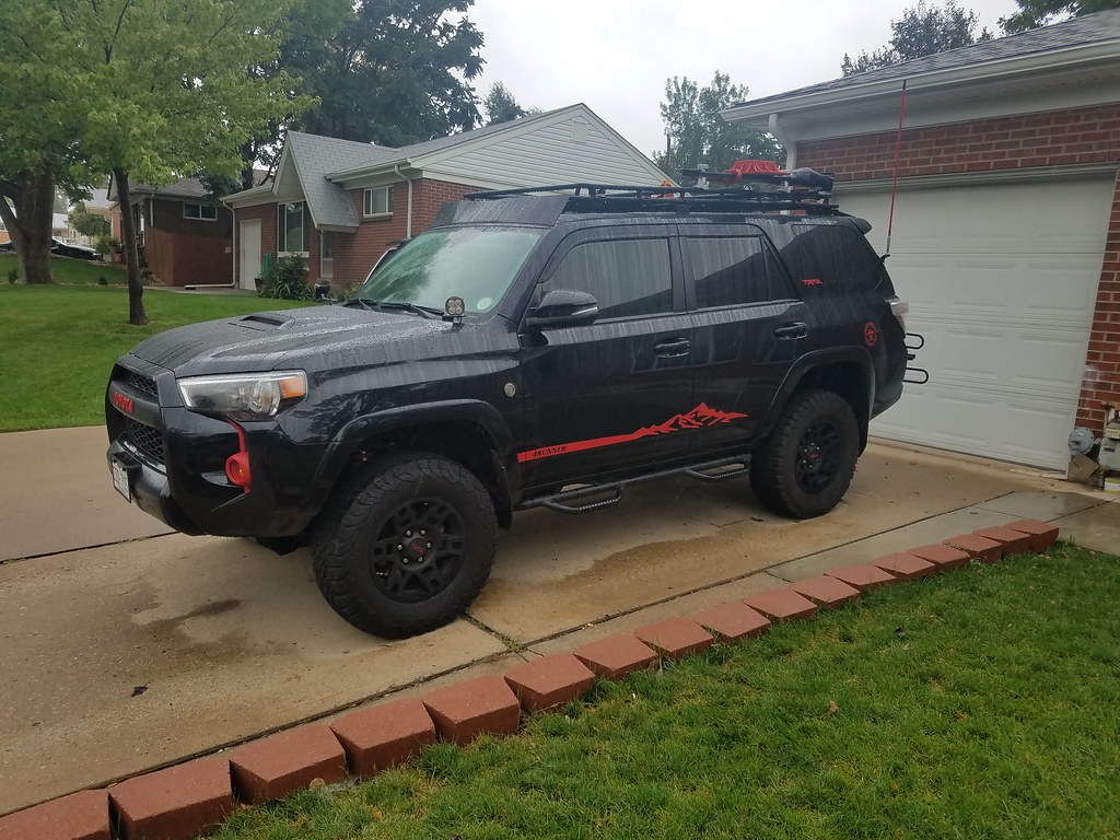 Let S See Those Black 5th Gens Page 22 Toyota 4runner