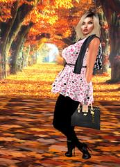 Falling in to Fall Fashion