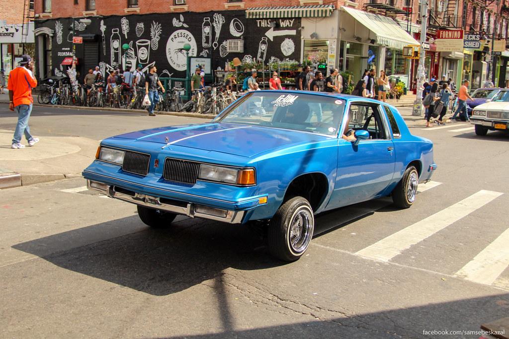 Старые автомобили на улицах Нью-Йорка - 29 samsebeskazal-2746.jpg