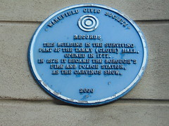 Photo of Blue plaque № 5762