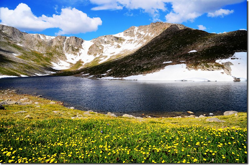 Summit Lake(3911m) (21)