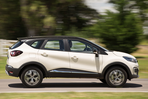 Nuevo Renault Captur Bitono