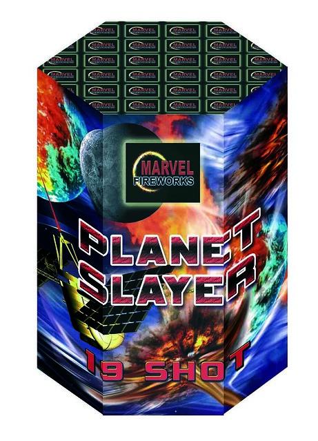 Planet Slayer 19 Shot Barrage #EpicFireworks