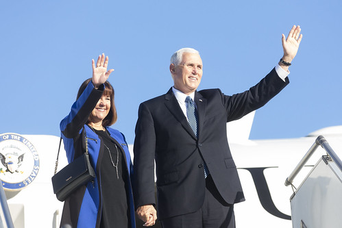 Vice President Pence in South and Central America