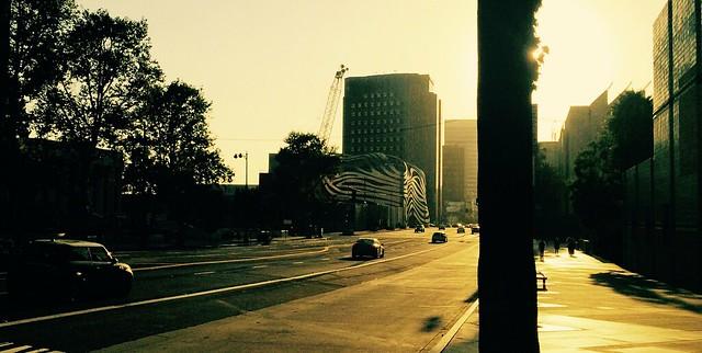 Waywarding On Wilshire